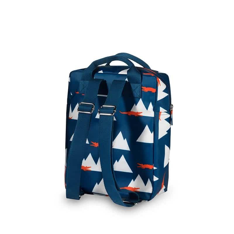 ENGEL Medium Backpack Croco-185153
