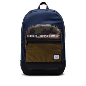Herschel Athletics Peacoat/Woodland Camo/Lemon Chrome-0