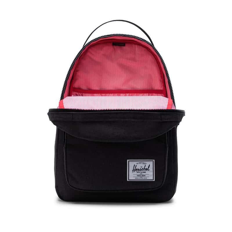 Herschel Miller Backpack Black Crosshatch-184972