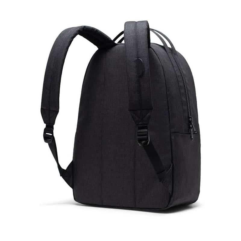Herschel Miller Backpack Black Crosshatch-184974