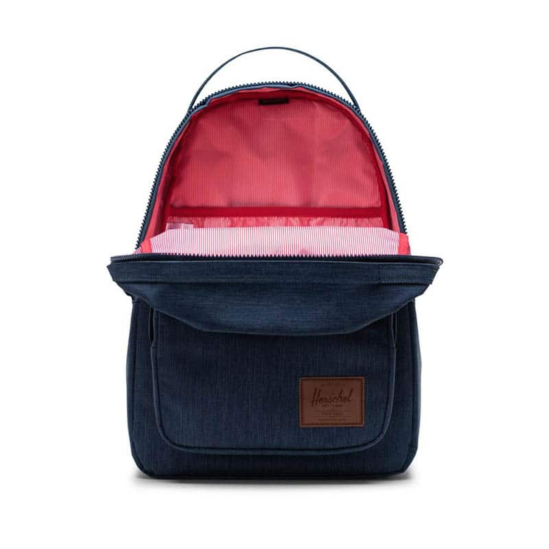 Herschel Miller Backpack Indigo Denim Crosshatch-184964