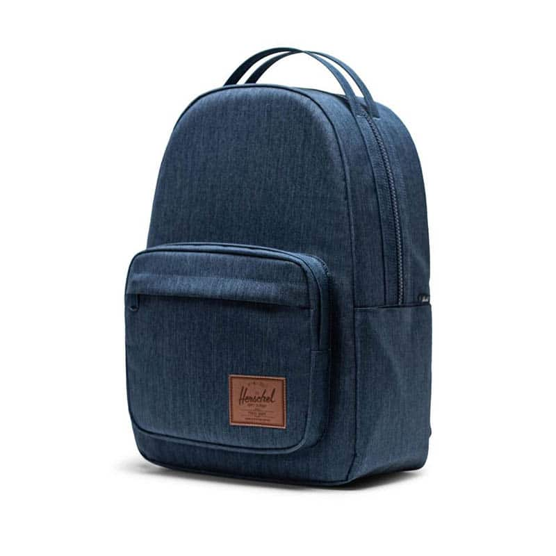 Herschel Miller Backpack Indigo Denim Crosshatch-184965