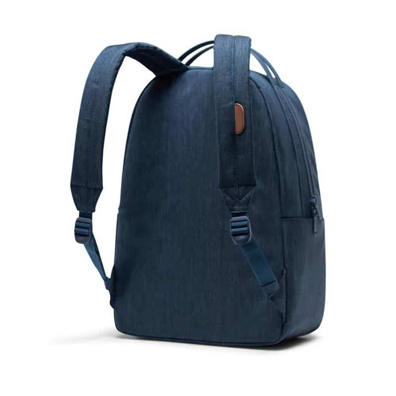 Herschel Miller Backpack Indigo Denim Crosshatch-184966