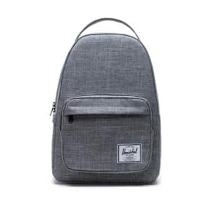 Herschel Miller Backpack Raven Crosshatch