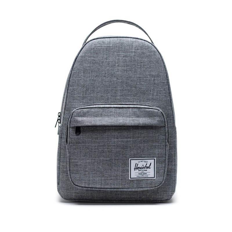 Herschel Miller Backpack Raven Crosshatch-0