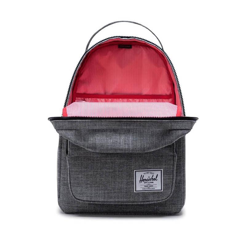 Herschel Miller Backpack Raven Crosshatch-184980