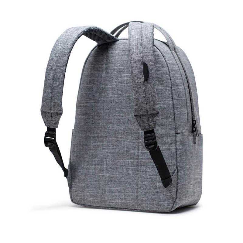 Herschel Miller Backpack Raven Crosshatch-184982