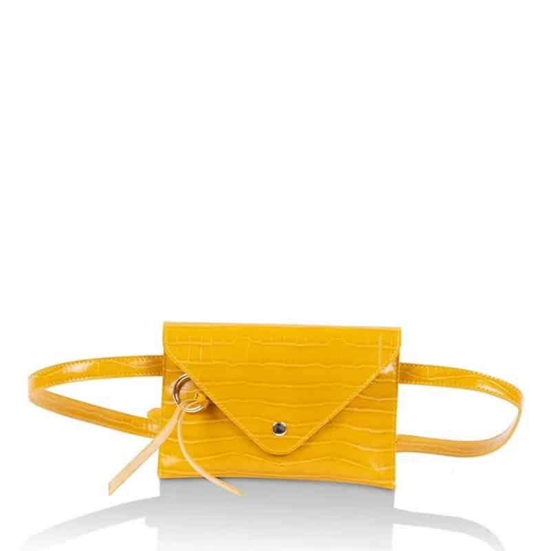 INYATI Ida Hipbag Sunflower Croco-0