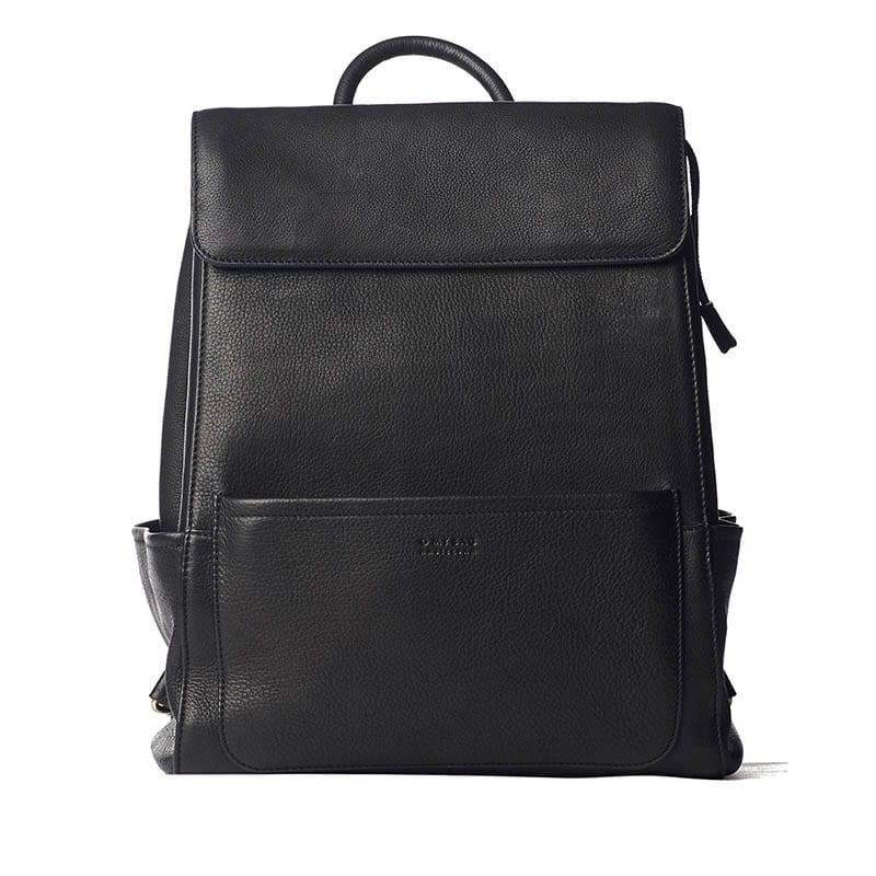 O My Bag Jean Backpack Black-0
