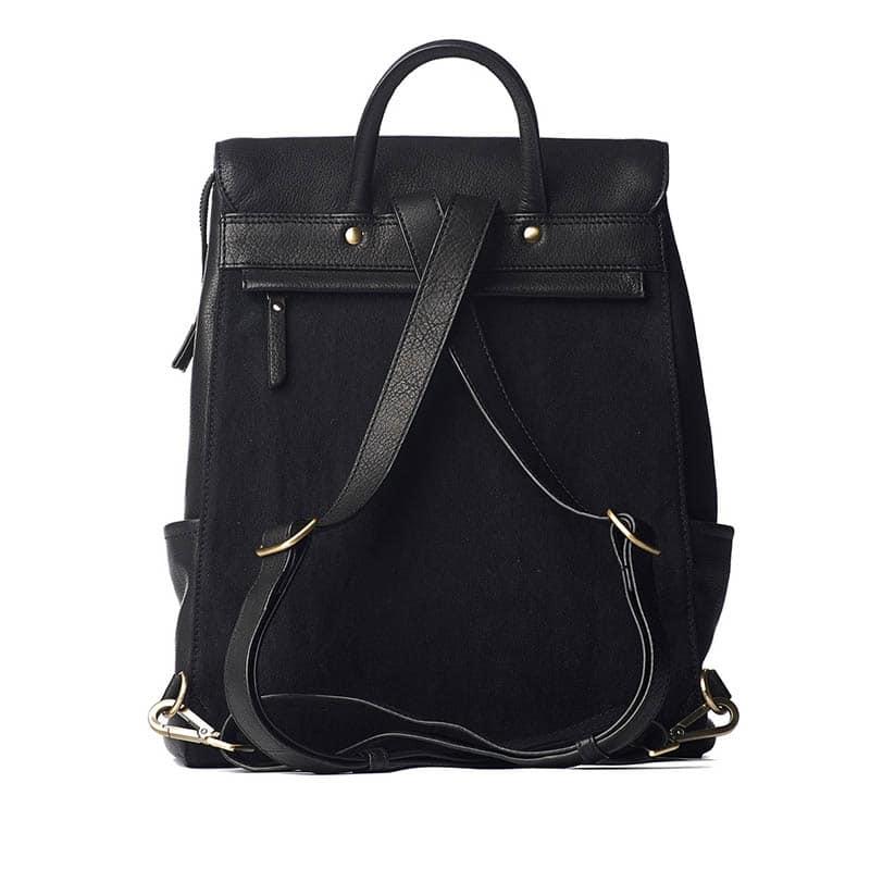 O My Bag Jean Backpack Black-185092