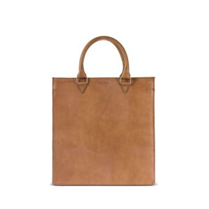 O My Bag Mila Shopper (Short Handle) Cognac