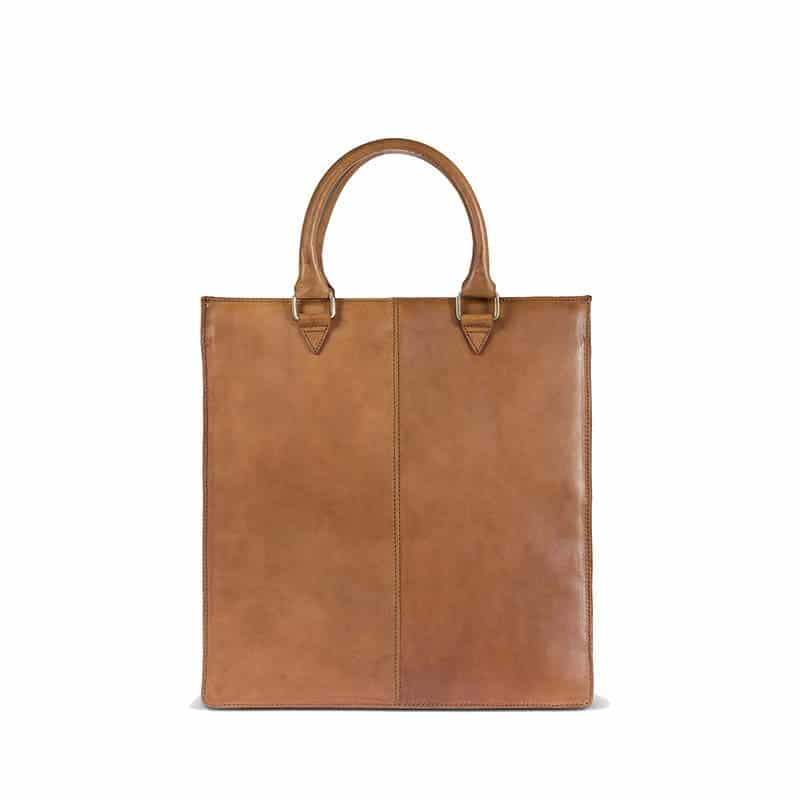 O My Bag Mila Shopper (Short Handle) Cognac-185118