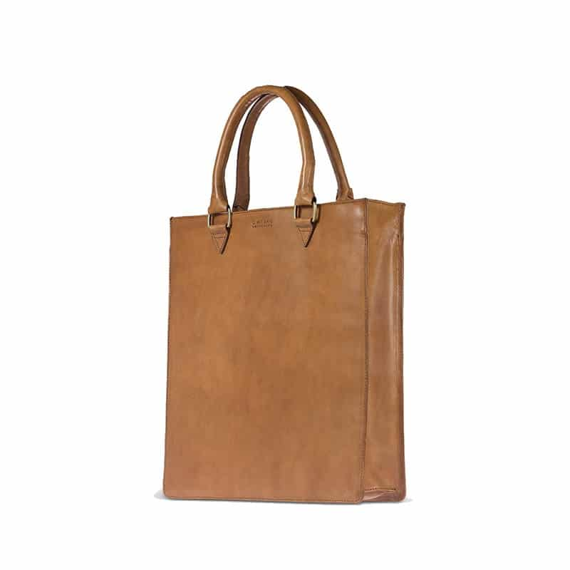 O My Bag Mila Shopper (Short Handle) Cognac-185119