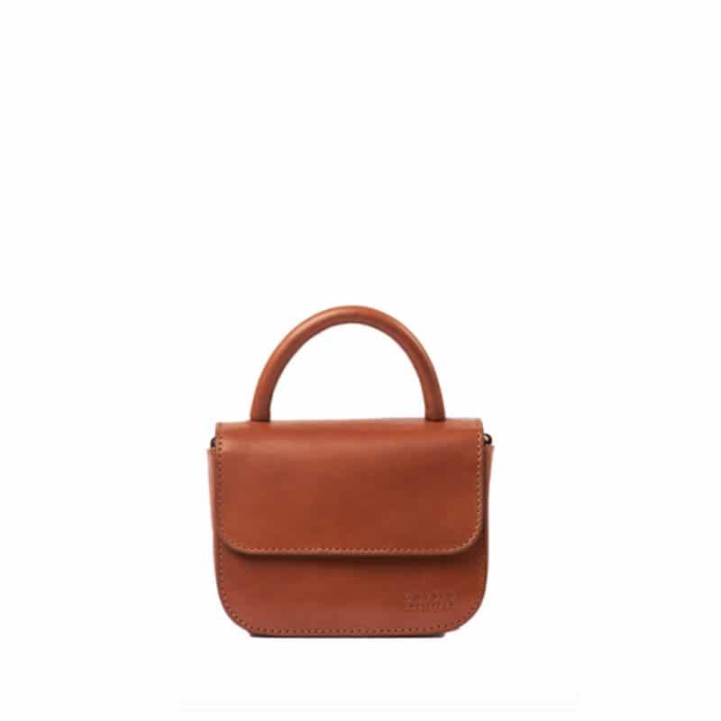 O My Bag Nano Bag Cognac -185096