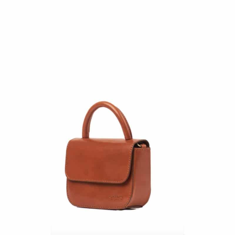 O My Bag Nano Bag Cognac -185097