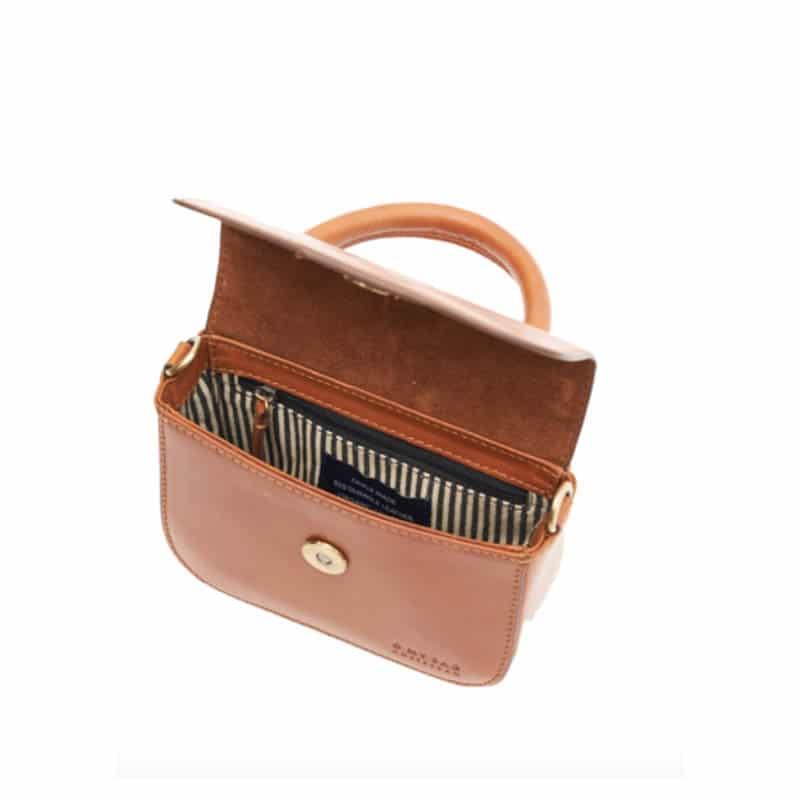 O My Bag Nano Bag Cognac -185098