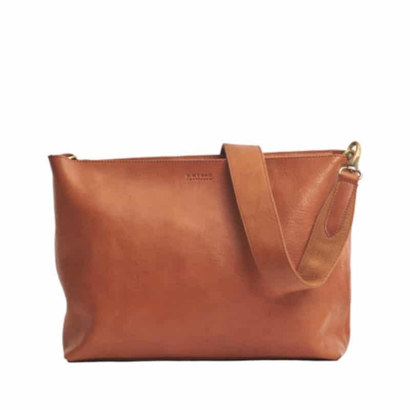 O My Bag Olivia Eco Stromboli Cognac-0