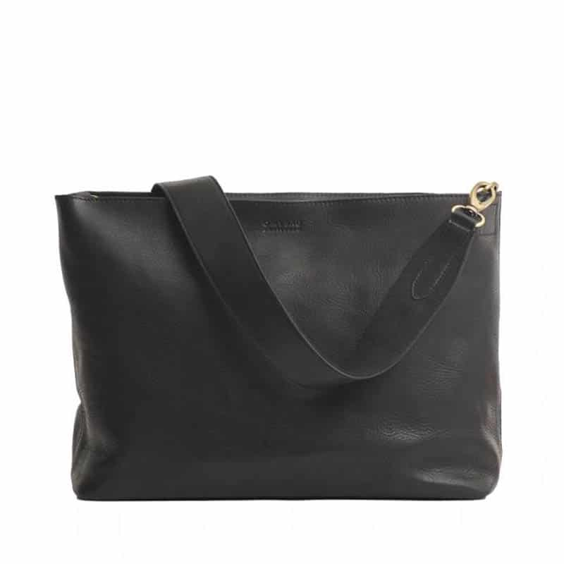 O My Bag Olivia Stromboli Black-0