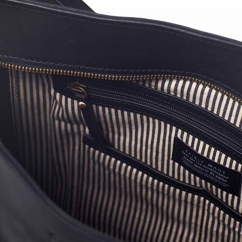 O My Bag Olivia Stromboli Black-185126