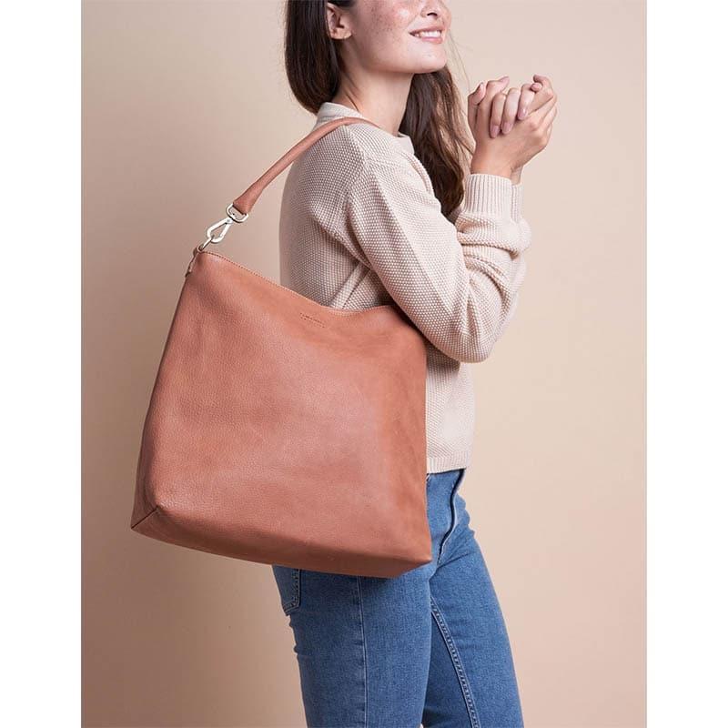 O My Bag The Janet Wild Oak Soft Grain-185115