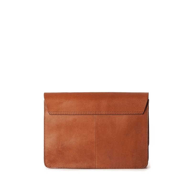O My Bag Audrey Eco Classic Cognac -185130