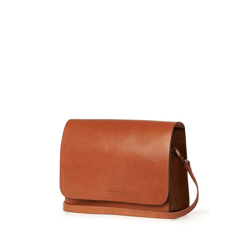 O My Bag Audrey Eco Classic Cognac -185132