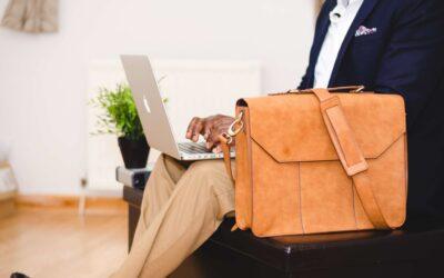 5 schitterende back-to-work laptoptassen