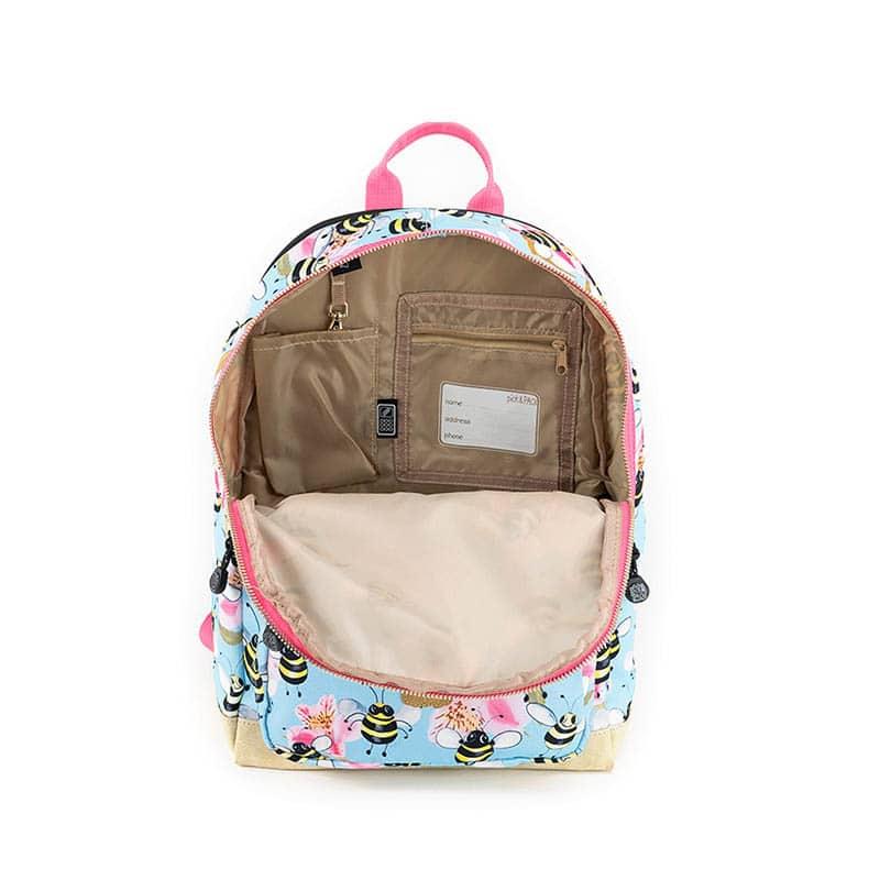 Pick & Pack Backpack Medium Bee Sky Blue-184801