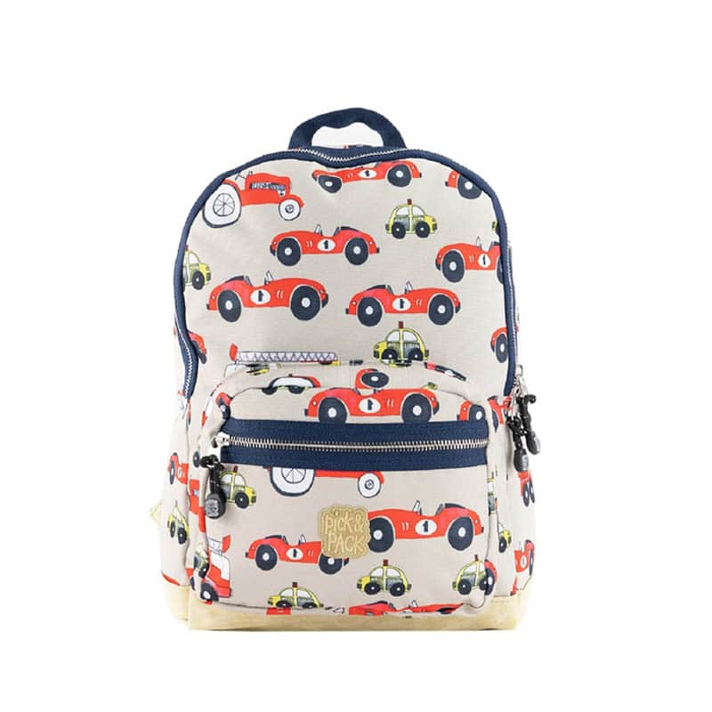 Pick & Pack Backpack Medium Cars Dessert-0