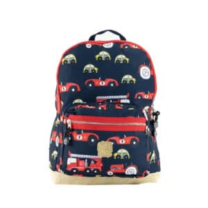 Pick & Pack Backpack Medium Cars Navy