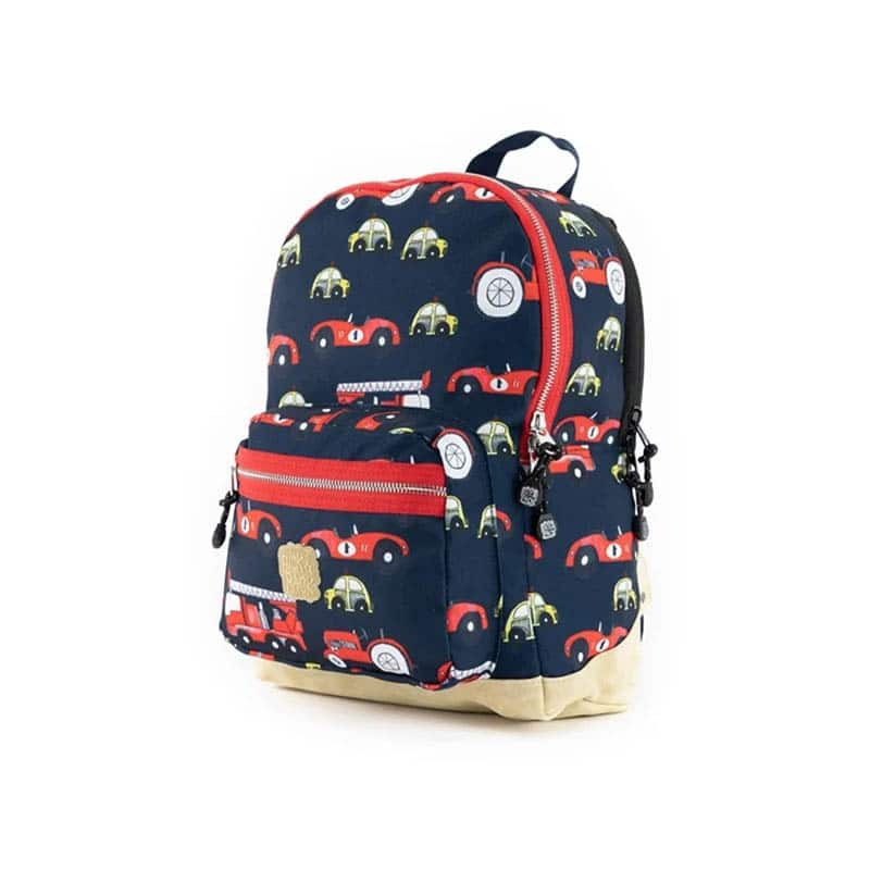 Pick & Pack Backpack Medium Cars Navy-184803
