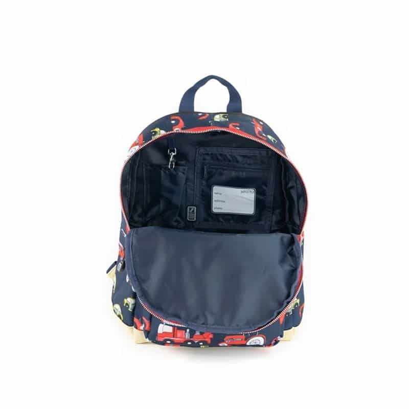 Pick & Pack Backpack Medium Cars Navy-184805