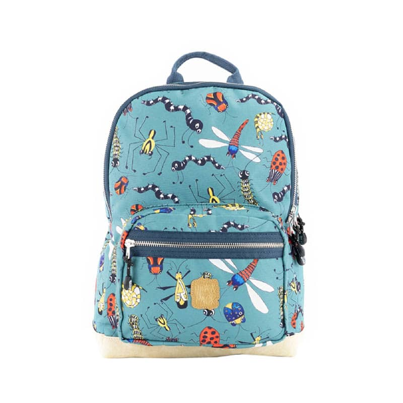 Pick & Pack Backpack Medium Insect Forest-0
