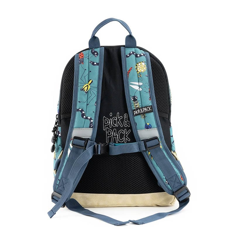 Pick & Pack Backpack Medium Insect Forest-184796
