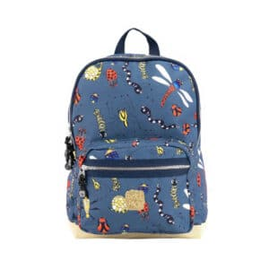 Pick & Pack Backpack Medium Insect Petrol-0