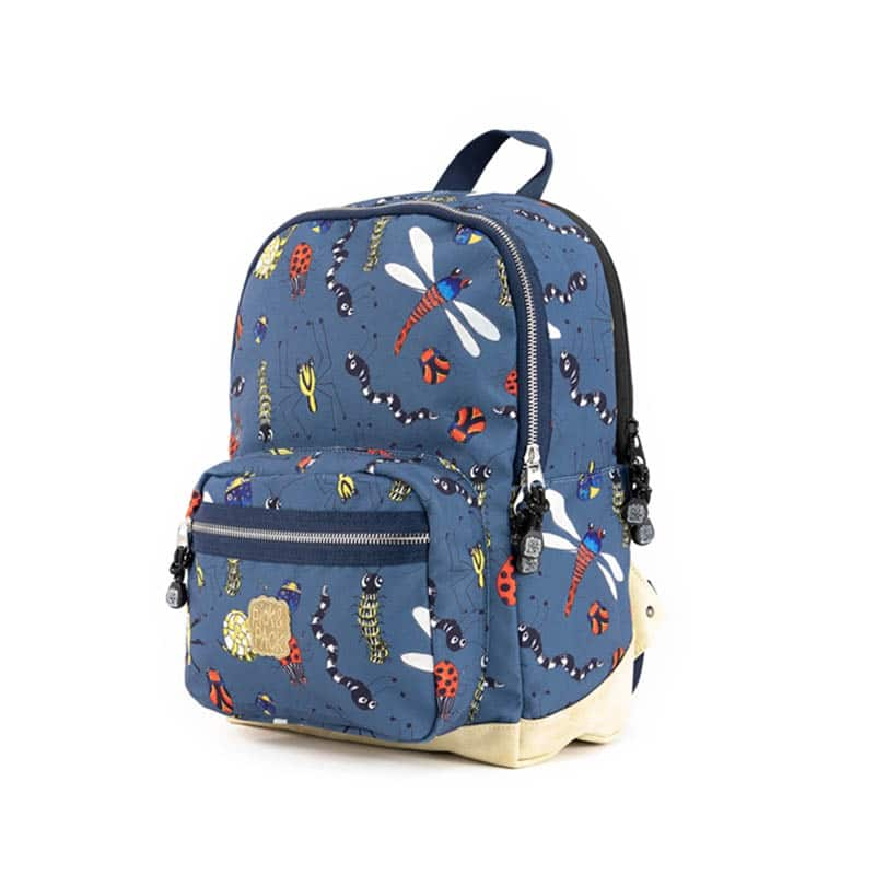 Pick & Pack Backpack Medium Insect Petrol-184793