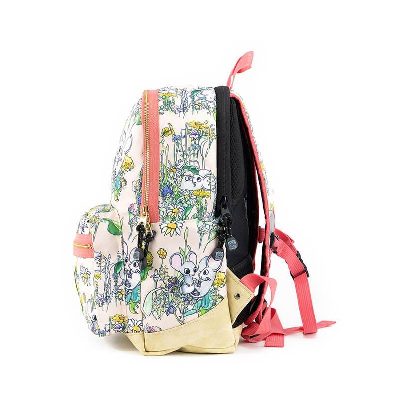 Pick & Pack Backpack Medium Mice Pink-184719