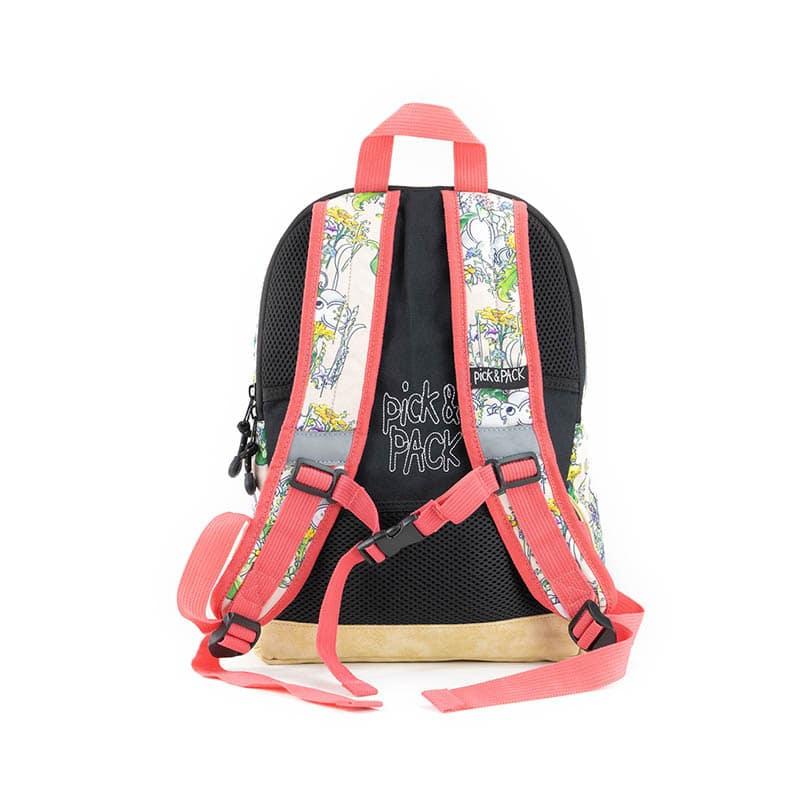 Pick & Pack Backpack Medium Mice Pink-184720