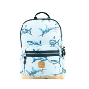 Pick & Pack Backpack Medium Shark Light Blue-0