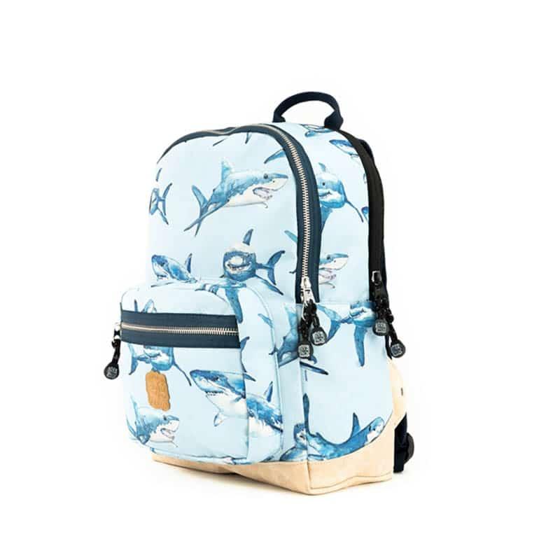 Pick & Pack Backpack Medium Shark Light Blue-184838