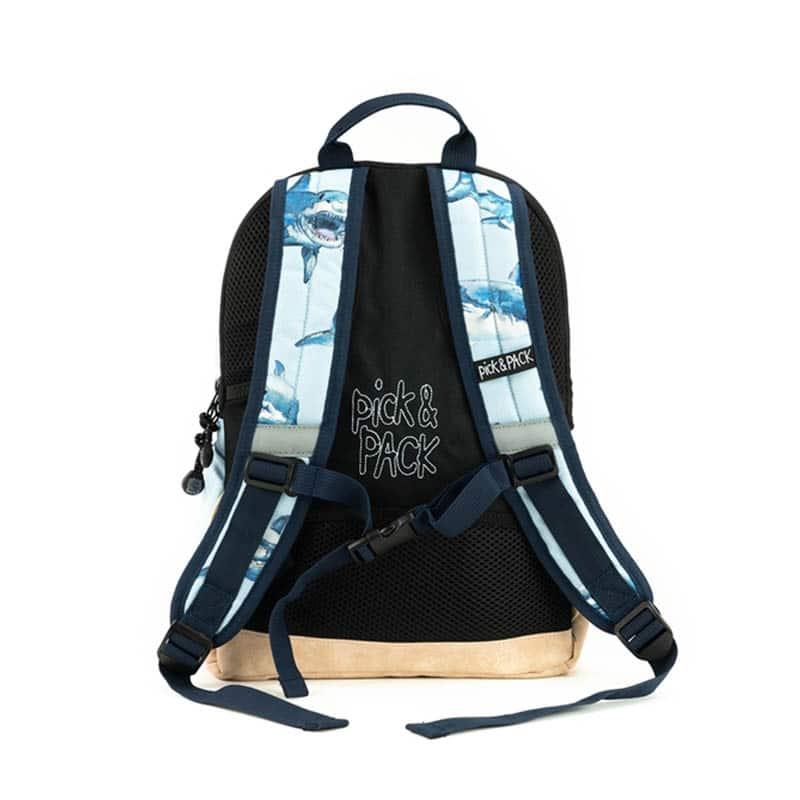 Pick & Pack Backpack Medium Shark Light Blue-184839