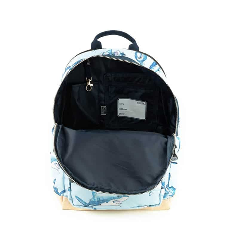 Pick & Pack Backpack Medium Shark Light Blue-184840