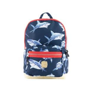 Pick & Pack Backpack Medium Shark Navy-0