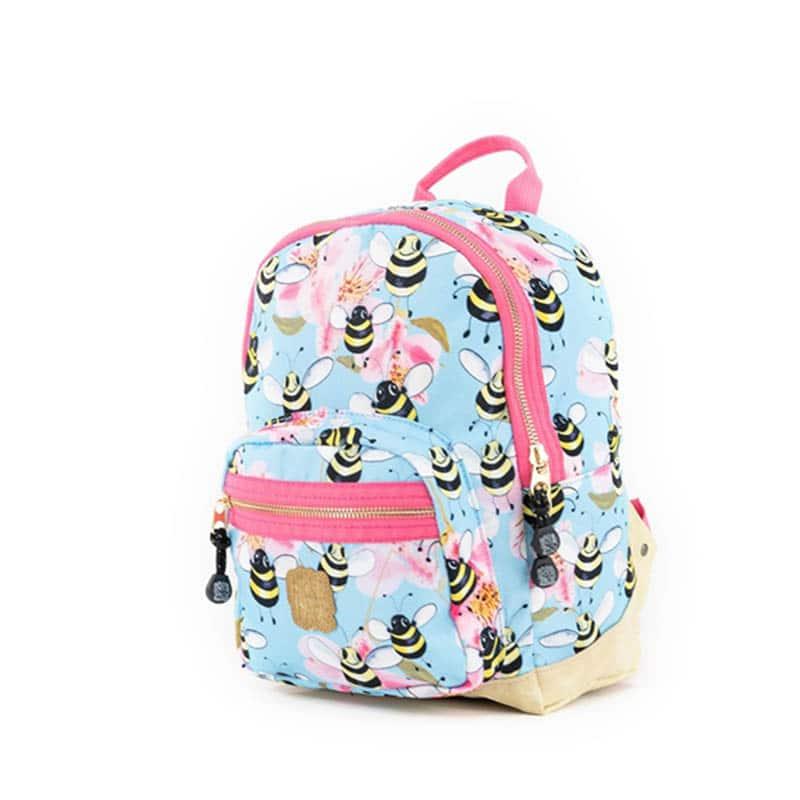 Pick & Pack Backpack Mini Bee Sky Blue-184826