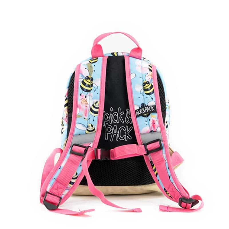 Pick & Pack Backpack Mini Bee Sky Blue-184827