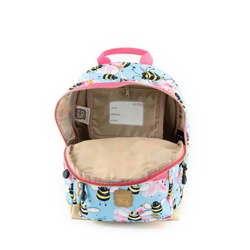 Pick & Pack Backpack Mini Bee Sky Blue-184828