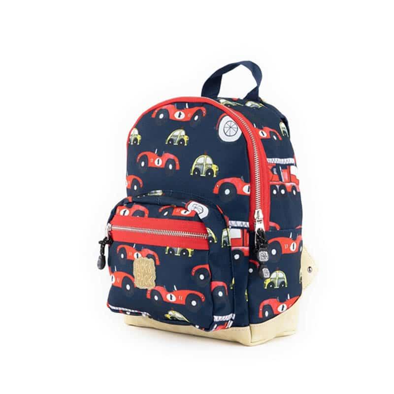 Pick & Pack Backpack Mini Cars Navy-184830