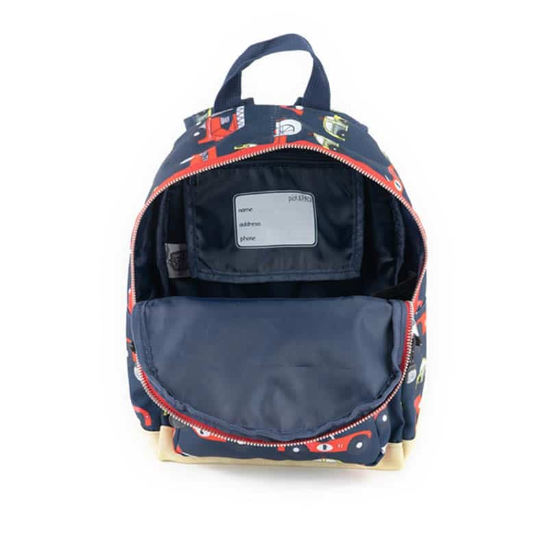 Pick & Pack Backpack Mini Cars Navy-184832