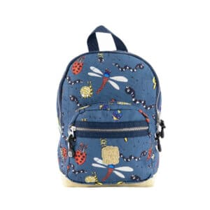Pick & Pack Backpack Mini Insect Petrol