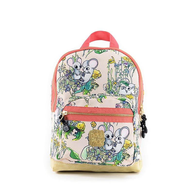 Pick & Pack Backpack Mini Mice Pink-0